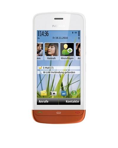 """Nokia C5-03 - Móvil libre (pantalla táctil de 3,2"""" 640 x 360, cámara 5 Mp, 40 MB de capacidad, ..."""