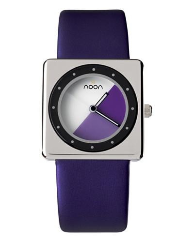 NOON Copenhagen Reloj unisex piel Violeta / Blanco