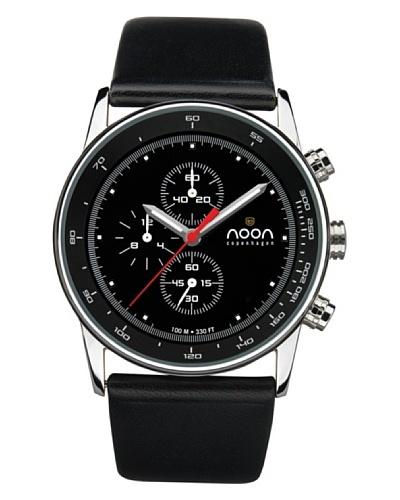NOON Copenhagen Reloj de hombre Negro / acciaio