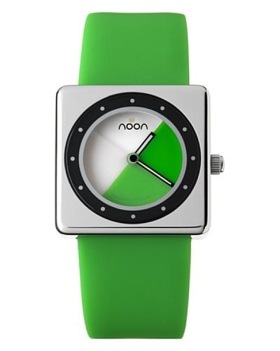 Noon Copenhagen Reloj 32-020 Verde / Blanco