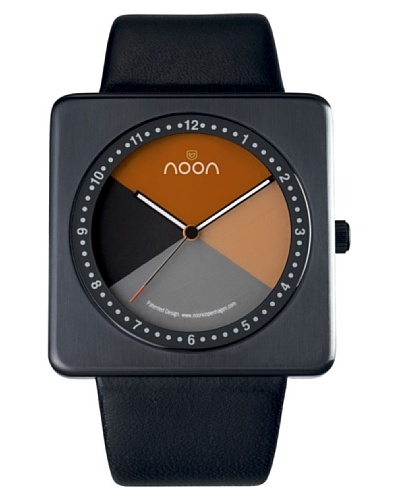 Noon Copenhagen Reloj 19-003 Negro