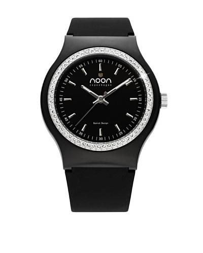 Noon Copenhagen Reloj 67-001S1 Negro