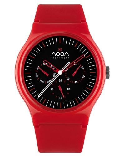 Noon Copenhagen Reloj 60-003s3 Rojo