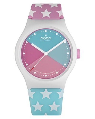 Noon Copenhagen Reloj 33-064SD2 Rosa / Celeste