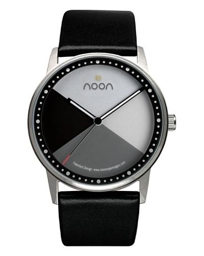 Noon Copenhagen Reloj 44-002L1 Negro / Gris