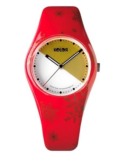 Noon Copenhagen Reloj 01-055 Rojo