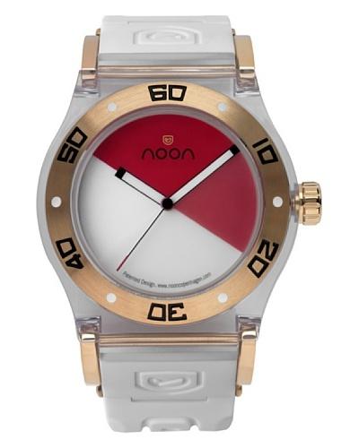 Noon Copenhagen Reloj 81-006S2 Blanco / Rosa
