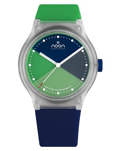 Noon Copenhagen Reloj 33-066SD7 Verde / Azul