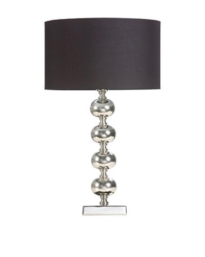 Lámpara de Mesa Baltimore Negro