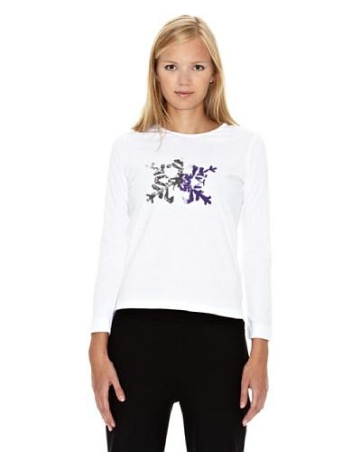 North Company Camiseta Print Frontal