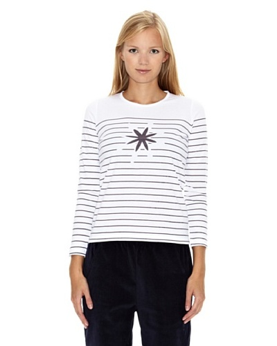 North Company Camiseta Flor