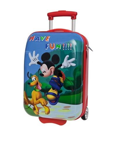 North Star Trolley Mickey Mouse Rojo / Azul