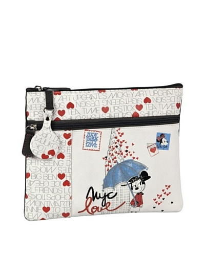 North Star Funda Tablet Minnie Paris Multicolor