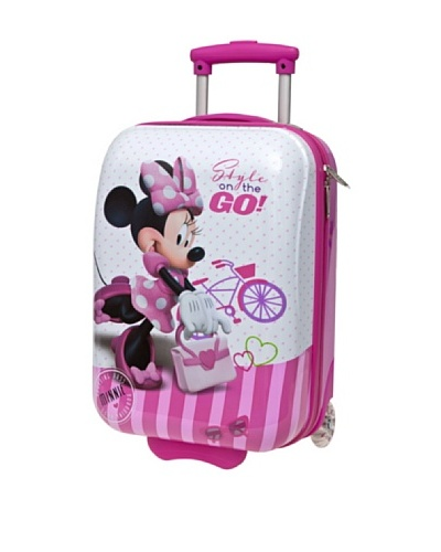 North Star Trolley Minnie Jet Set Rosa