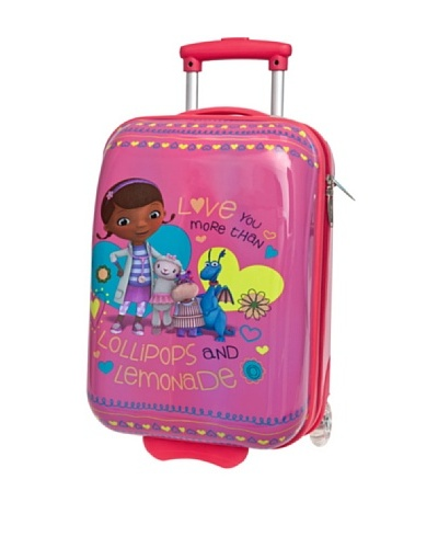 North Star Trolley Doc. Peluches  Rosa