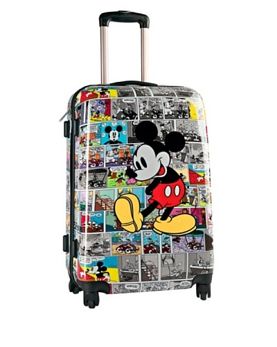 North Star Trolley Mickey Vintage Multicolor
