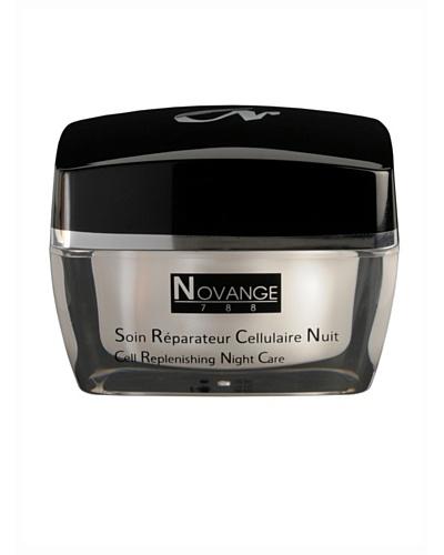 Novange 788 Tratamiento Reparador Celular de Noche, 50 ml