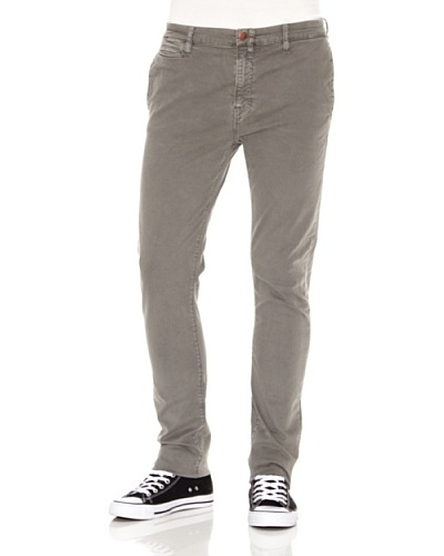Nudie Jeans Pantalón Khaki Tight Gris