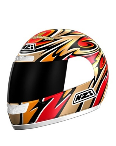 NZI Casco Integral Ciudad Zoom R Multi Dr