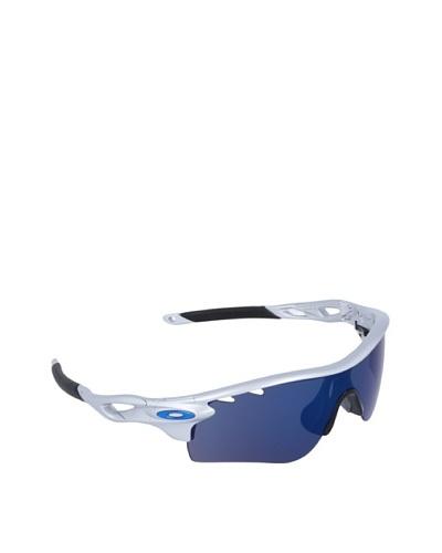 Oakley Gafas de Sol Radarlock Path Plata