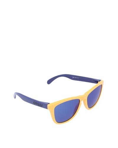 Oakley Gafas de Sol Frogskin Amarillo