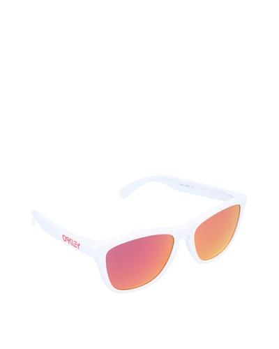 Oakley Gafas de Sol Frogskin Blanco