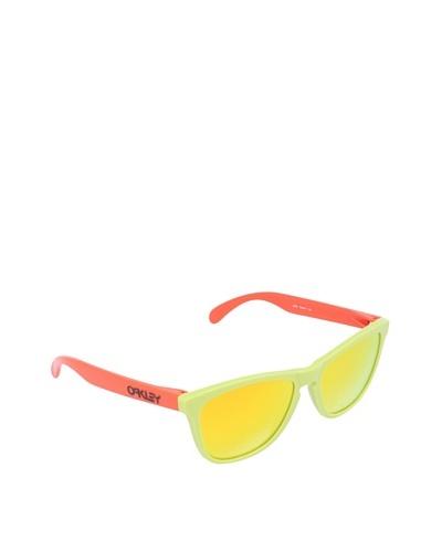 Oakley Gafas de Sol Frogskin Verde / Rojo