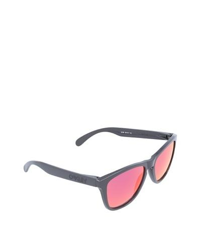 Oakley Gafas de Sol Frogskin Carbón Brillo