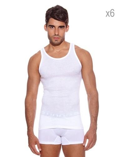 Ocean Pack x 6 Camisetas Tirante Ancho