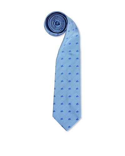 Olimpo Corbata Fantasía Azul