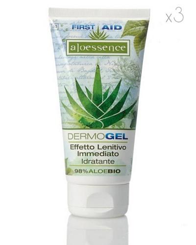 Omnia Botanica Set 3 Gel de Aloe Vera 98%