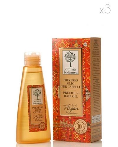 Omnia Botanica Set 3 Aceite para el Cabello de Aceite de Argán