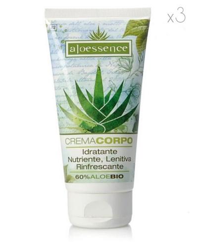Omnia Botanica Set 3 Loción Coporal con Aloe Vera 60%