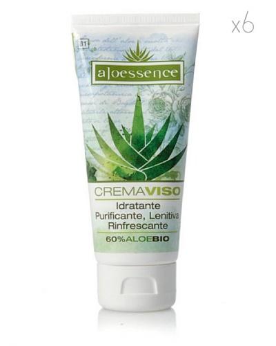 Omnia Botanica Set 6 Crema Facial con Aloe Vera 60% 75 ml