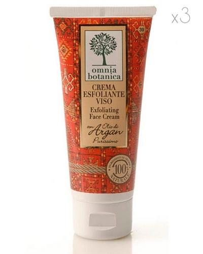 Omnia Botanica Set 3 Exfoliante Facial de Aceite de Argán
