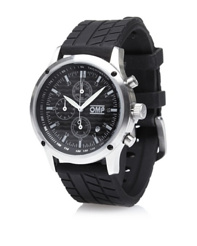 OMP Racing Reloj ORE/3914/CL Negro