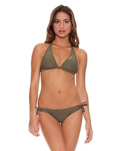 O'Neill Bikini Pw Halter Hipf Verde