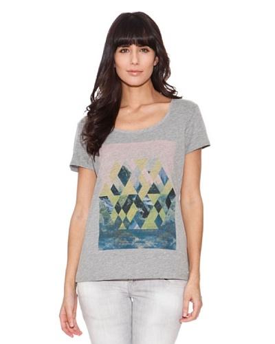 O'Neill Camiseta Manga Corta T-Sta Clarita Gris