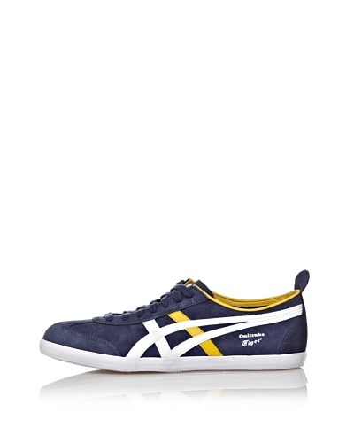 Onitsuka Tiger Zapatillas Casual Mexico 66 Vulc Marino / Blanco