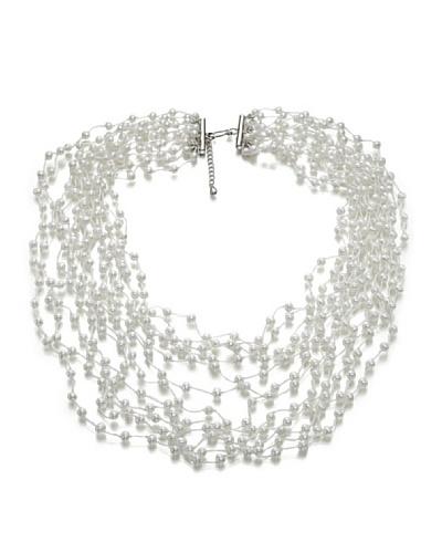 Orchira Collar Elegance Blanco