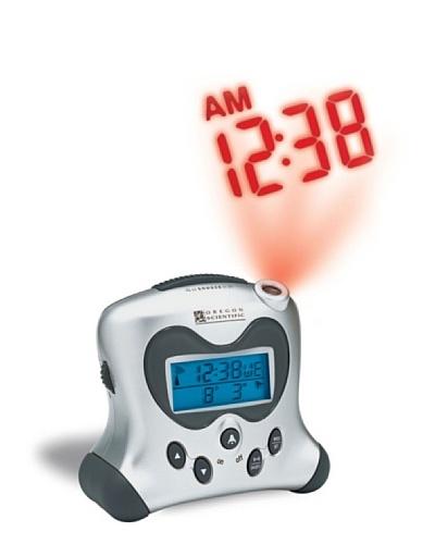 Oregon Scientific Reloj de sobremesa con proyector