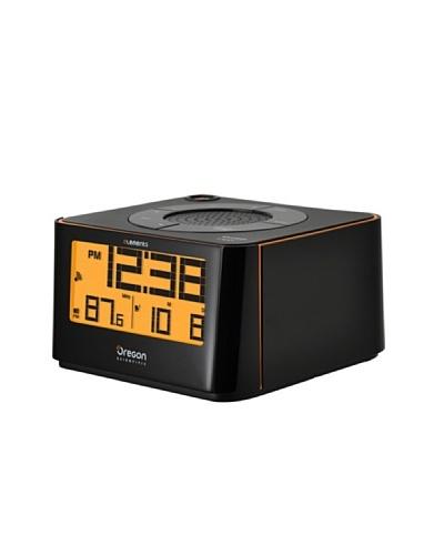 Oregon Scientific Radio Despertador con proyector