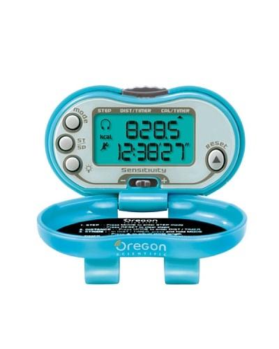 Oregon Scientific Podómetro con radio