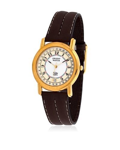 Orient Reloj 18991 Marron Oscuro