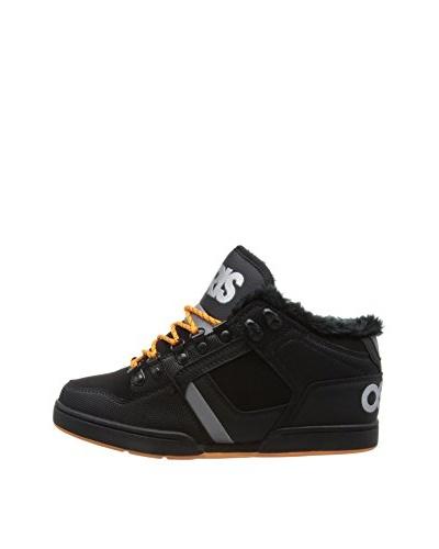 Osiris Shoes Zapatillas Skateboarding Negro / Naranja