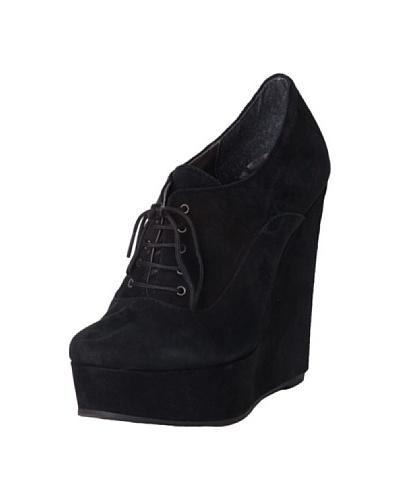 Zapatos Cordones Plataforma Holmes