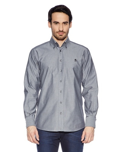 Otto Kern Camisa Octave Gris