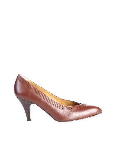Paco Herrero Zapatos Lisos con Pespuntes