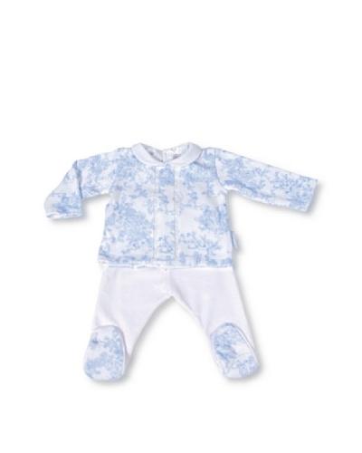 Pasito a Pasito Pijama 2 piezas en Toile