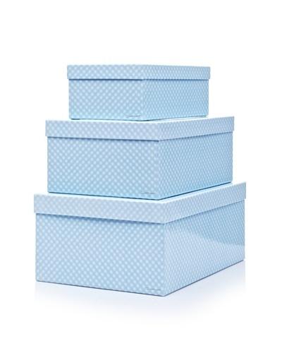 Pasito a Pasito Set / 3 Cajas Forradas